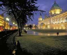 Belfast Northern Ireland | ... of Northern Ireland: A Traveler's Advice on What to Do in Belfast
