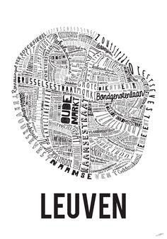 Leuven, by Thomas Haine