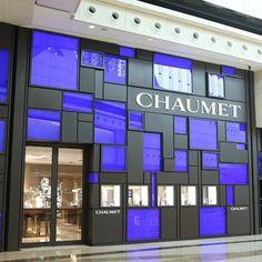 #分享Instagram# #chaumet #hongkong #brand #boutique #flagship - #interior #interiordesign #retail #retaildesign #facade #frontwindow #shopping #display