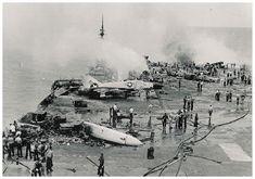 USS Forrestal Fire - July 1967