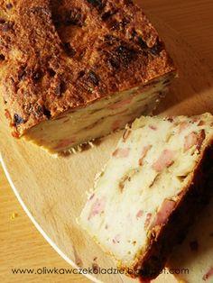 Oliwka w czekoladzie: Babka ziemniaczana Polish Food, Polish Recipes, Banana Bread, Food And Drink, Cooking, Desserts, Diet, Eten, Kitchen