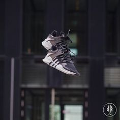 wholesale dealer e9ade 5e10e Adidas womens EQT Support ADV - Black Clear Pink Available at  Adidas    Allike   Overkill