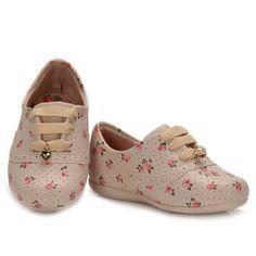 Sapato Oxford Infantil Pampili Lili - Kapella Kids