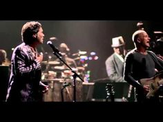 Sting and Rufus Wainwright Wrapped around your finger 720p - YouTube