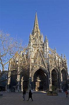 Église Saint-Maclou - Normandie. Sur routard.com, retrouvez les meilleures photos de voyage des internautes.