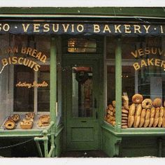 96 vintage bakery shop store fronts window displays - Savvy Ways About Things Ca. 96 vintage bakery shop store fronts window displays - Savvy Ways About Things Can Teach Us. Bakery Cafe, Bakery Store, Cafe Restaurant, Bakery Decor, Vintage Bakery, Vintage Cafe, Vintage Shops, Italian Bakery, French Bakery