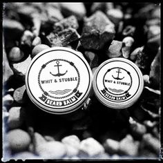 Review: Whit & Stubble 'Signature Blend'  Beard Balm #beard #beards #balm #balms #review #reviews #tested