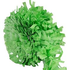 This Light Green Tissue Festooning is an affordable and easy way to decorate and liven up your float.