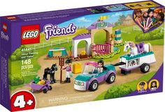 Lego Friends, Lego Shop, Construction Lego, Sticker Chart, Lego Toys, Simple Pictures, Save The Children, Horse Training, Lego Pieces