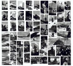ArtStation - Thumbnail sketches, Halil Ural