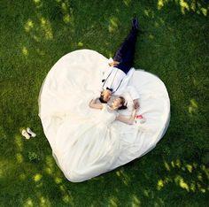 Voglio sposarmi solo per avere una foto così!