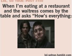 Haha every time