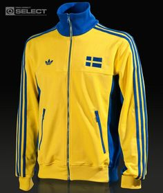 475df1f45b63 adidas Originals Sweden Track Top Adidas Originals