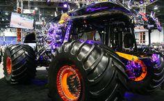 Termina hoje a maior feira de carros customizados do planeta, o Sema Show, promovida na cidade de Los Angeles (EUA).