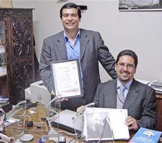 Magia Digital fue seleccionada por Microsoft como una de las empresas finalistas a socio del año 2012, a nivel Región Latinoamérica y Caribe. (Nota en sección Araña Ram de Canal TI - edición 332)