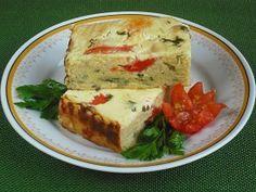 Padlizsános cukkini felfújt | NOSALTY Quiche, Breakfast, Food, Breakfast Cafe, Essen, Quiches, Yemek, Custard Tart, Meals
