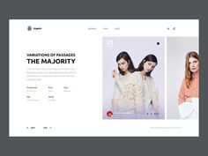 I am sure anyone who is looking for some Amazing UI Design Inspiration for a Web project will get tons of new ideas and Design Direction from this Collection. Flat Web Design, Design Ios, Custom Web Design, Custom Website Design, Website Design Layout, Page Design, Interface Design, User Interface, Design Thinking