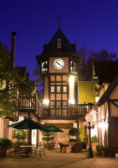 Solvang, California  I love living so close that we can just buzz up there in about an hour. Such a darling town.