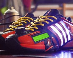 Adidas Social Media Twitter Shoe by Nash Money
