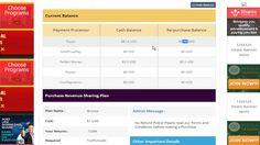 Como comprar shares en TrafficHubb con saldo de las ganancias