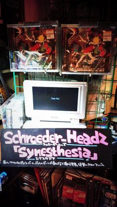 Schroeder-HeadzのNEWアルバム「Synesthesia(シナスタジア)」入荷しております。 ジャケットは中村祐介さんです!!!! 特典でジャケットと同絵柄のステッカー差し上げます!!!! Someone Elses, Twitter Sign Up, Work On Yourself, Insight, Shit Happens