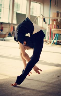 flexible much?