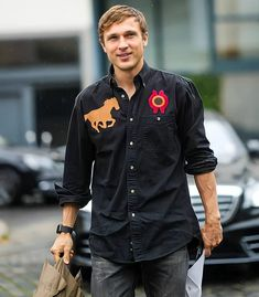 William Moseley, Chronicles Of Narnia, Chef Jackets, Handsome, Baby, Fashion, Moda, Fashion Styles, Baby Humor