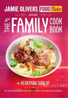 Chilli Con Veggie: Jamie Oliver's Food Tube: The Family Cookbook Vegetable Pasta, Vegetable Recipes, Pasta Sauce Jamie Oliver, Homemade Fish Fingers, Food Shows, Evening Meals, Everyday Food, Different Recipes, Food Processor Recipes