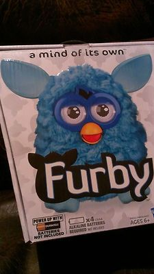 FURBY 2012 Taboo Teal Green/Blue HARD TO FIND VERY RARE- Toy $80.00 + 8.00 SHIPPING  http://www.ebay.com/itm/130871756751?ssPageName=STRK:MESELX:IT&_trksid=p3984.m1555.l2649