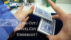 Coupes de Bases | Swing / Swivel / Under.. Cut !