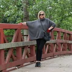 Ravelry: Regent Street Poncho pattern by Staci Perry