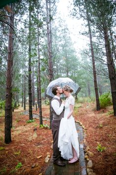 One beautiful rainy wedding at Lalapanzi Lodge Got Married, Getting Married, Rainy Wedding, Perfect Place, Groom, Weddings, Bride, This Or That Questions, Pictures