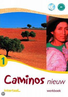 Caminos nieuw / 1 werkboek (incl. audio/data cd)