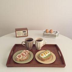 Korean Cafe, Korean Food, Sweet Recipes, Vegan Recipes, Small Room Design Bedroom, Aesthetic Food, Beige Aesthetic, Cute Desserts, Cafe Food