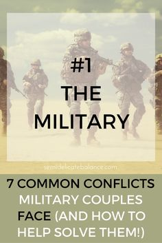 """The military is one helluva of a homewrecker. Since this is a military spouse blog, I'm going to refer to the military as a """"She"""". She gets to decide where my family is. She gets to keep my husband [...]Continue Reading..."""