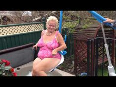 Hot Tub Hoist Disabled Access Video