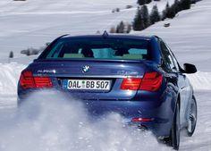 2010 Alpina BMW B7 Bi Turbo Allrad