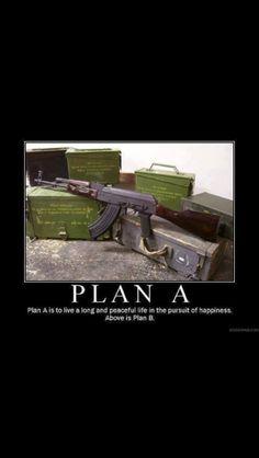 Plan a AK47