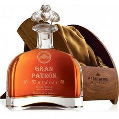 Gran Patrón Burdeos Añejo Tequila