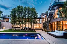Extraordinary Property of the Day: Sophisticated Architectural Marvel in Denver, Colorado