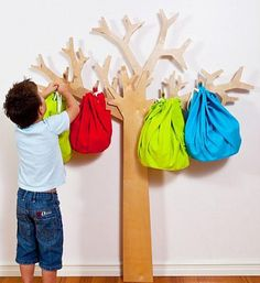 Choose the right kids coat rack for your child's growing needs