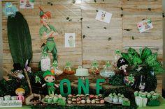 A Peter Pan Party   http://babyandbreakfast.ph/2014/10/10/a-peter-pan-party/   Photography by: One Carlo Photography