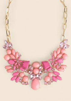 lola jeweled necklace