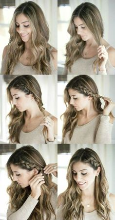 170 Easy Hairstyles Step By Step Diy Hair-styling Can Help You To Stand Apart From The Crowds - Hair Styles - Hair Style Ideas Easy Hairstyles For Medium Hair, Unique Hairstyles, Wedding Hairstyles, Pretty Hairstyles, Cute Simple Hairstyles, Hairstyles For Teens, Simple Hairstyles For Long Hair, Easy Formal Hairstyles, Formal Updo