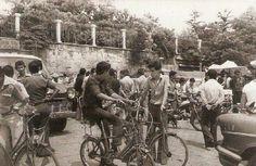 Bisiklet pazarı (Beyazıt, #birzamanlar) #istanlook