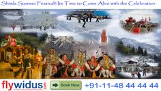 Let's enjoy the festivity as Flywidus takes the pride of taking you to the beautiful land of Shimla to enjoy the festivity on a high scale. Domestic Airlines, Lowest Airfare, Shimla, Online Travel, Travel Companies, Niagara Falls, Pride, Scale, Summer