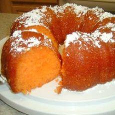 Orange Juice Cake III Recipe | Yummly
