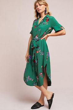 Shop the Floral Buttondown Shirtdress and more Anthropologie at Anthropologie today. Read customer reviews, discover product details and more.