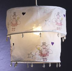 Hippy Lightshade~Embroidered Fairy Lampshade~Fair Trade by Folio Gothic Hippy Gothic Hippie, Star Cut Out, Ethnic Design, Paper Stars, Nymphs, Paper Cover, Green And Purple, Paper Size, Hippy