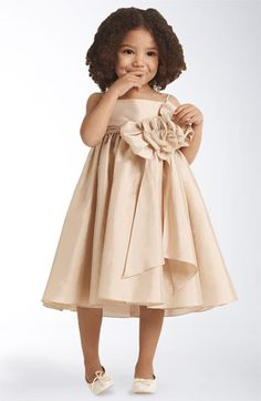 Flower girl dress my girls will be wearing for brothers wedding.